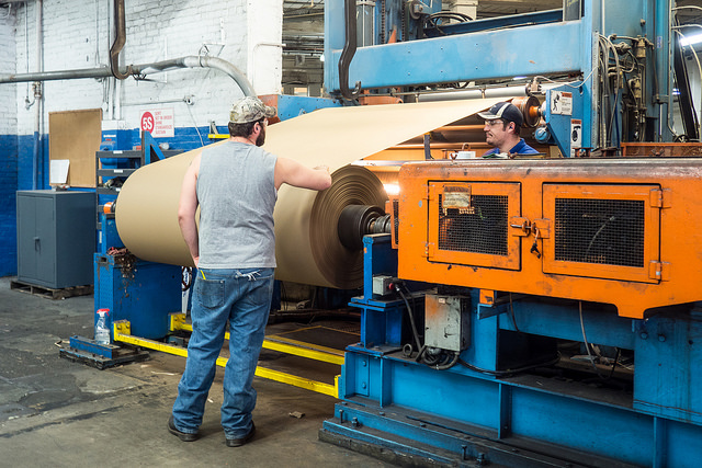 Moving Forward in our Peoria Mill